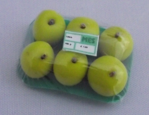 Apples (Golden Delicious) Packaged
