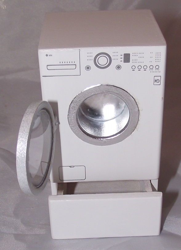 Front Load washer/Dryer (left opening)