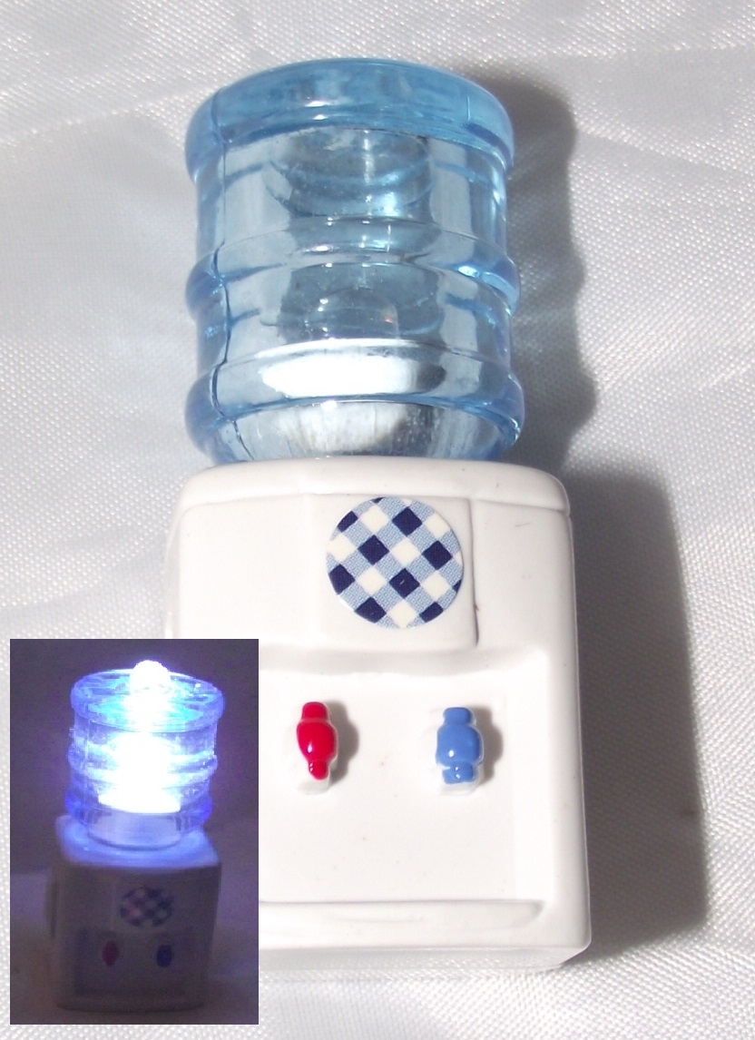 Watercooler with Light
