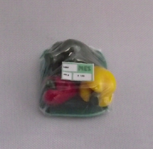 Capsicums - Packaged