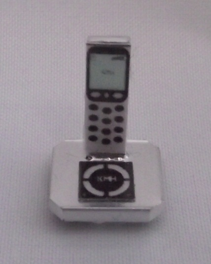 Cordless Phone (Silver)