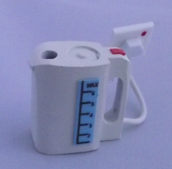 Electric Jug in White